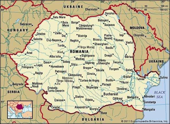 Ce stii despre România?