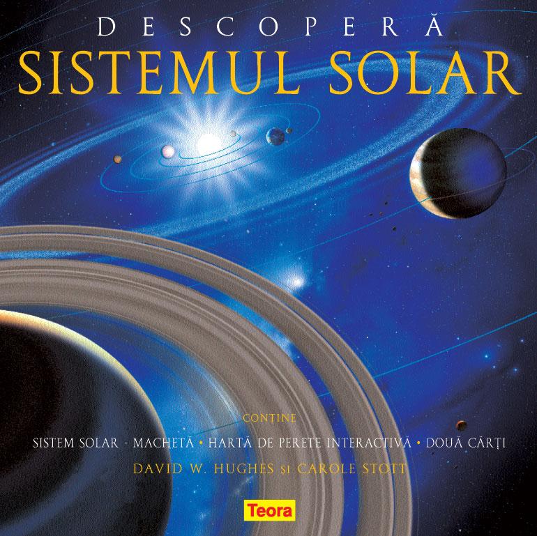 Descoperă Universul și  Sistemul Solar! (pe baza noțiunilor învățate în clasa a V-a)