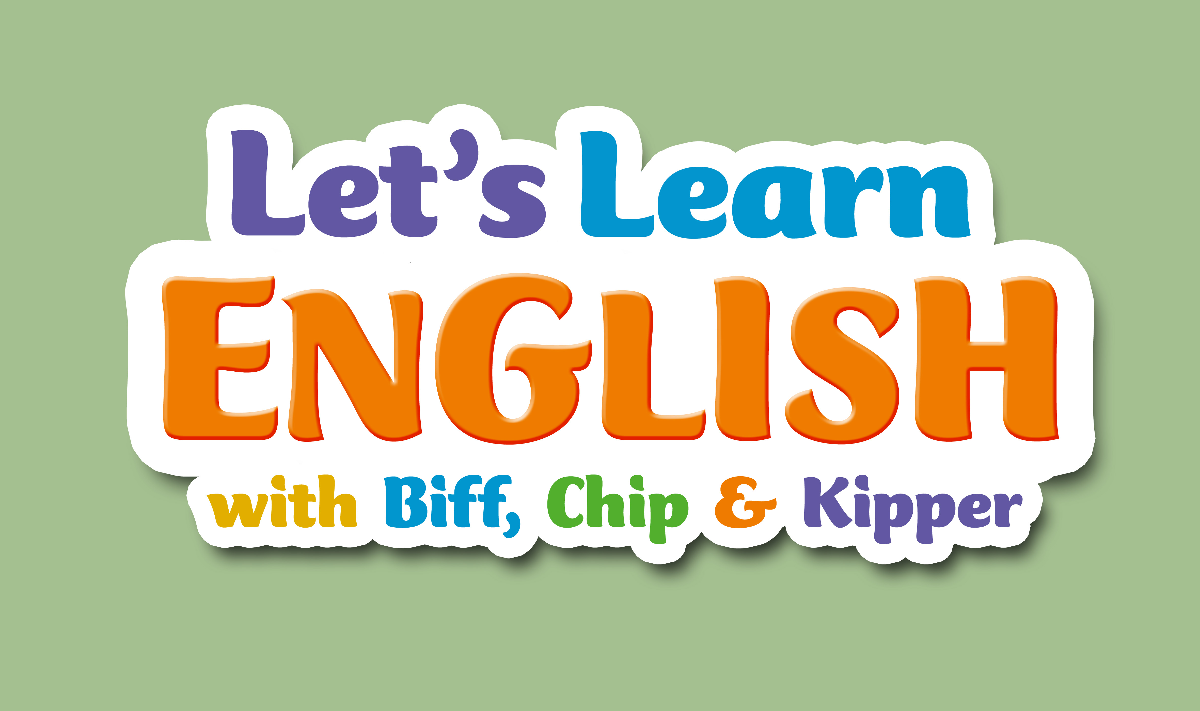 Let's learn some english