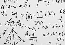 Câmpul lexical al matematicii