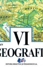Repere ale cunoaşteii Terrei (Marile descoperiri geografice, Harta politică a lumii)