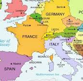 Ţările Europei