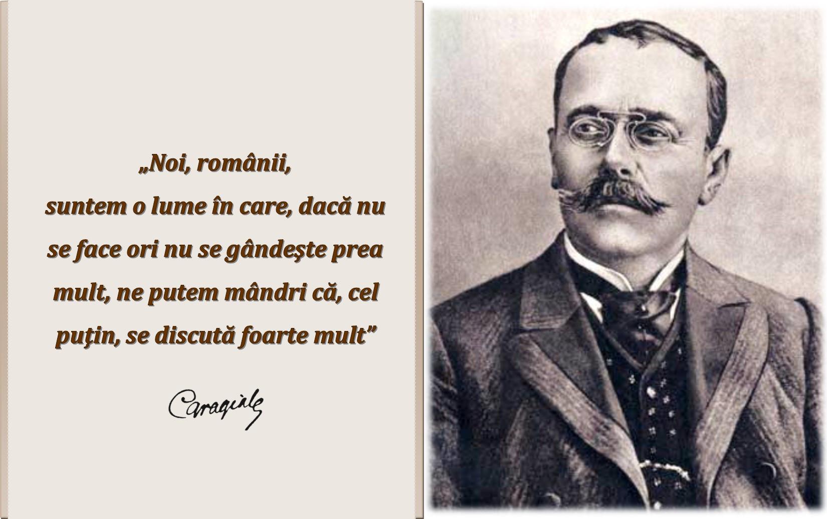 Scriitori ai literaturii române – I. L. Caragiale
