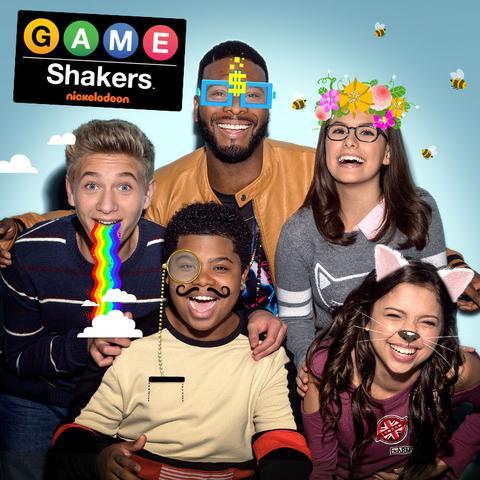 Game Shakers (jocurile succesului)
