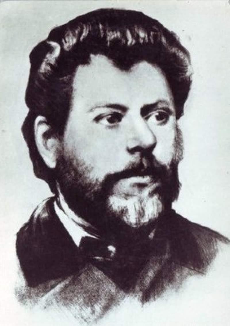 Scriitori ai literaturii române – Ion Creangă