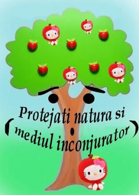Cum sa protejam natura ?