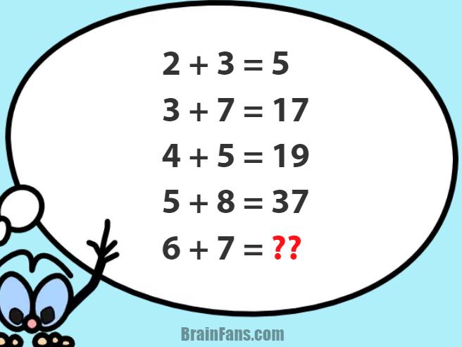 Sa dovedim ca matematica este usoara