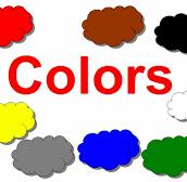Culorile in franceza (I)
