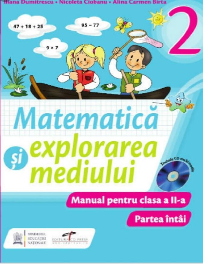 Matematica pentru clasa II