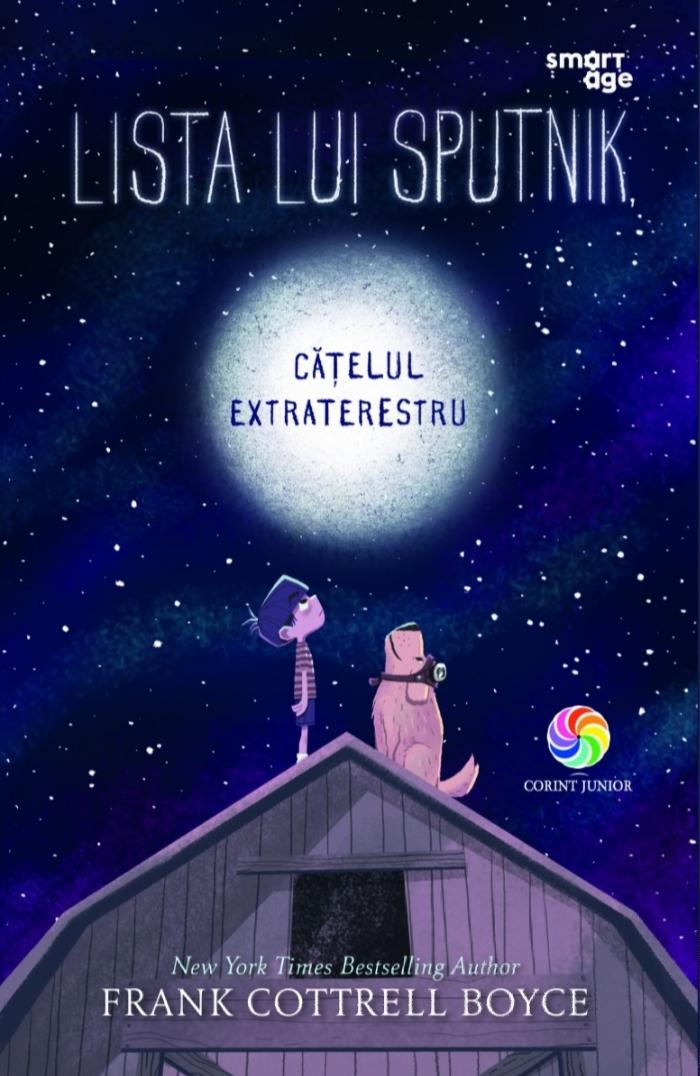 LISTA LUI SPUTNIK – Cățelul extraterestru