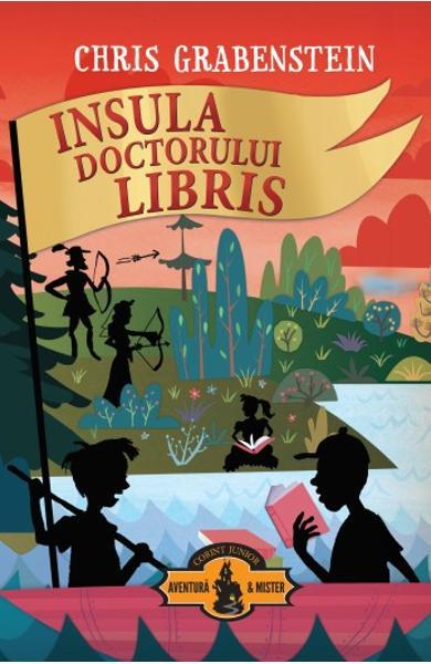 Insula Doctorului Libris, de Chris Grabenstein