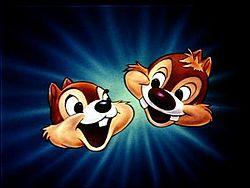 Chip și Dale au încurcat poveştile !