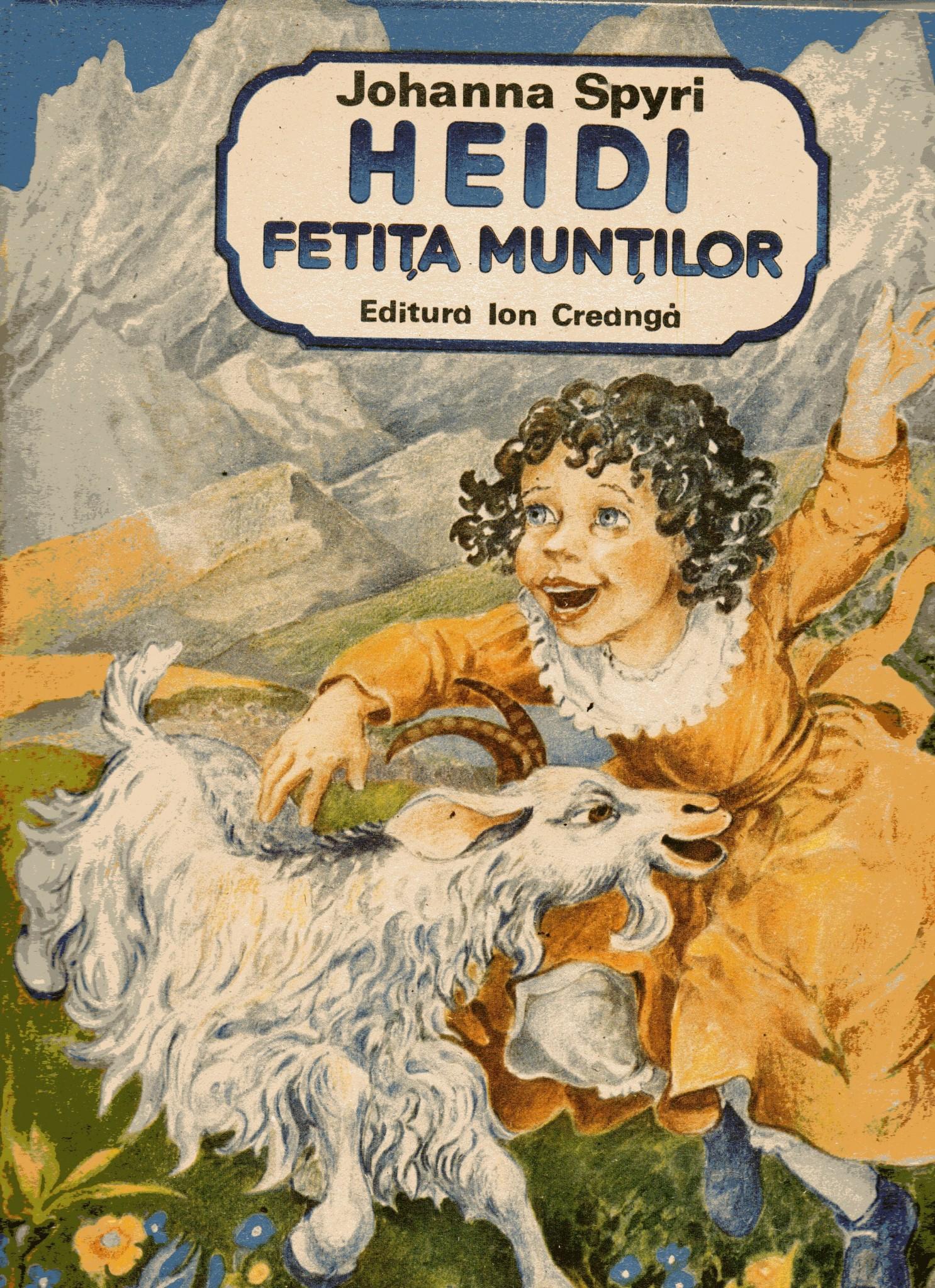 Heidi, fetita munților