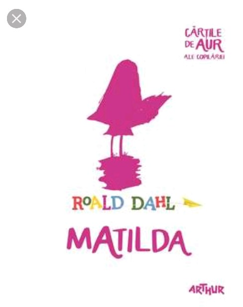 Matilda, o carte uimitoare