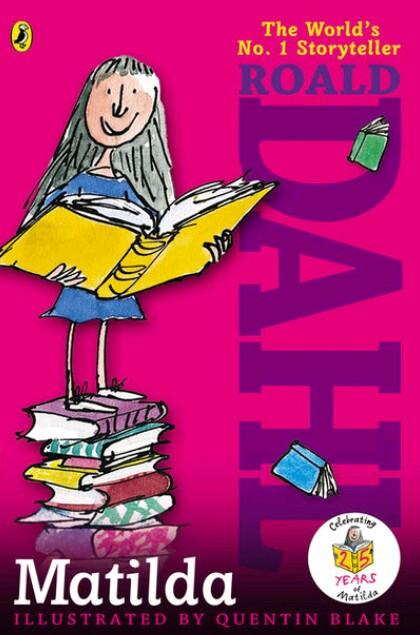 Matilda – o carte minunată