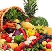 Fructe și legume …..în English
