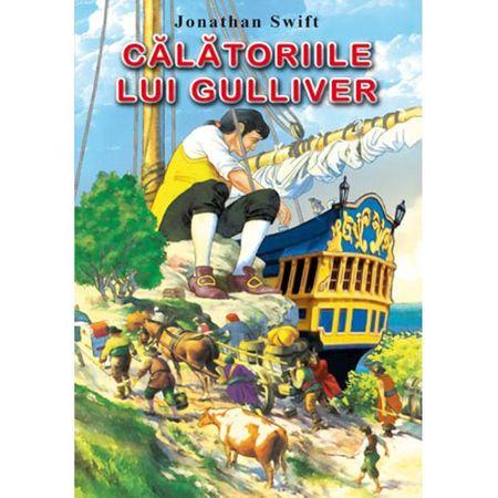 Calatoriile lui Gulliver – quiz