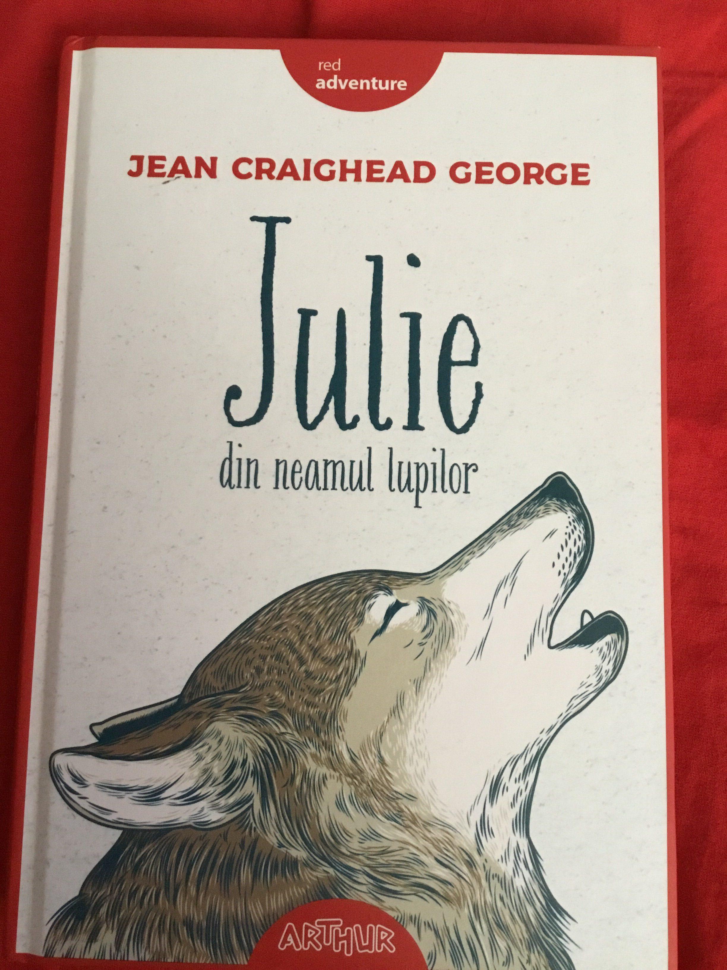 Julie din neamul lupilor