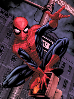 Omul – Păianjen