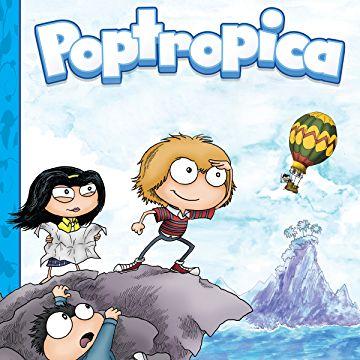 Poptropica – volumul 2, Expeditia Disparuta