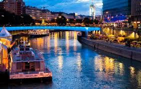 Capitale traversate de fluvii