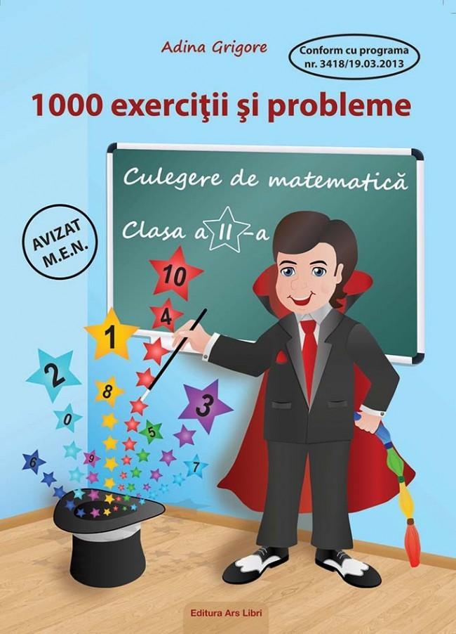 Matematica – Fii ambițios!! Rezolvă și tu!!