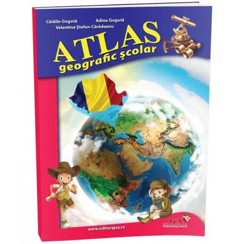 Atlas geografic şcolar 2