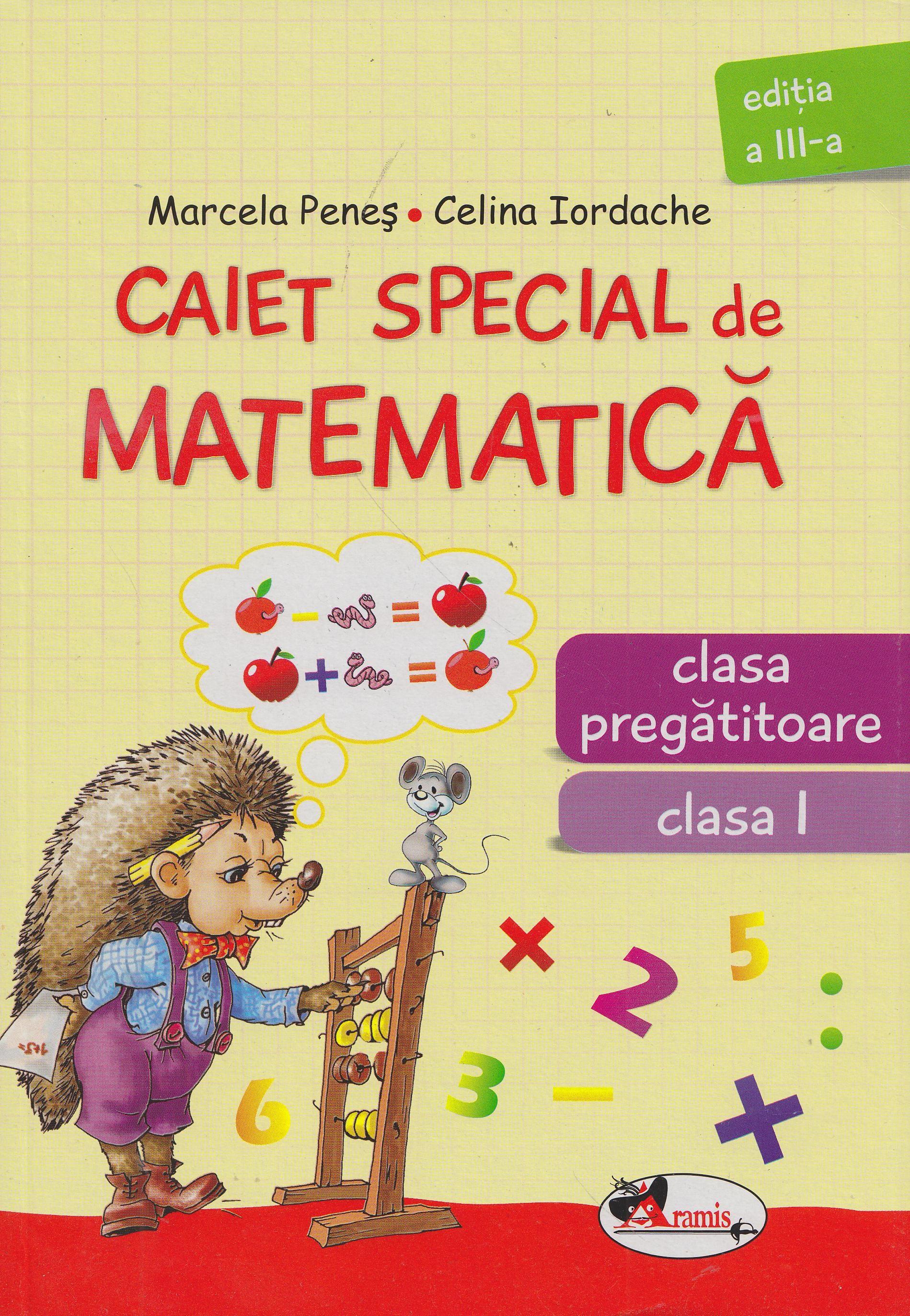 Adunări si scăderi matematică clasa pregatitoare