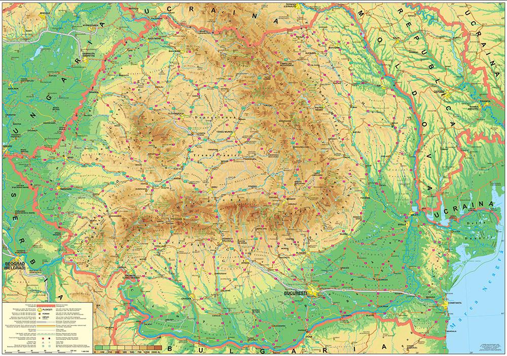 Romania – Date Generale 1