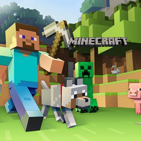 Despre Minecraft.