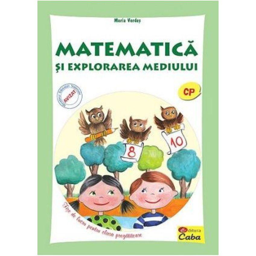 Matematică pentru micii exploratori