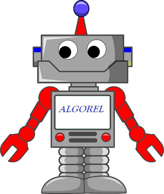 Obiecte cu care lucrează algoritmii
