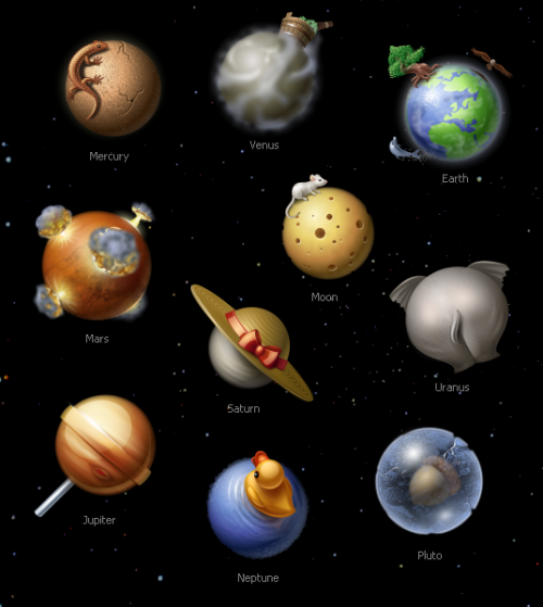 Soarele și Sistemul Solar