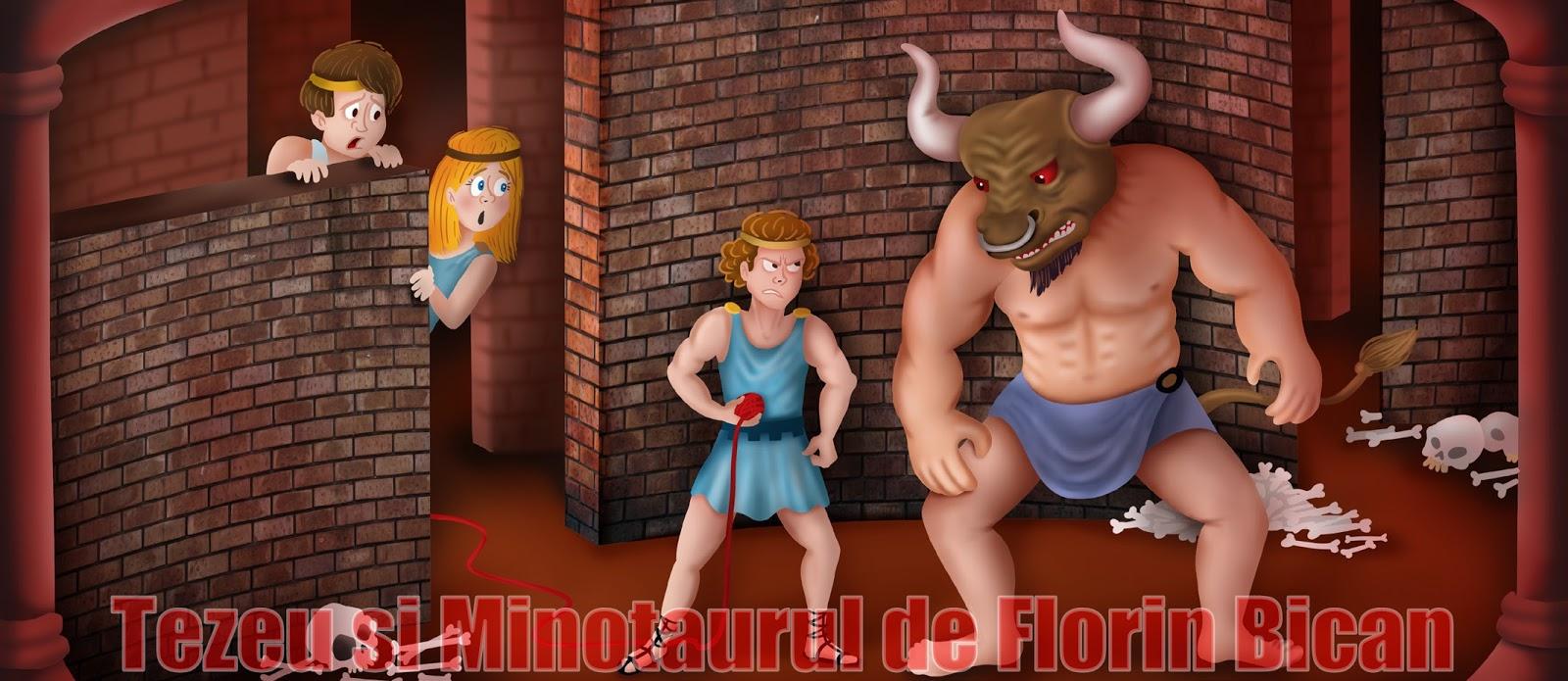 Tezeu și Minotaurul