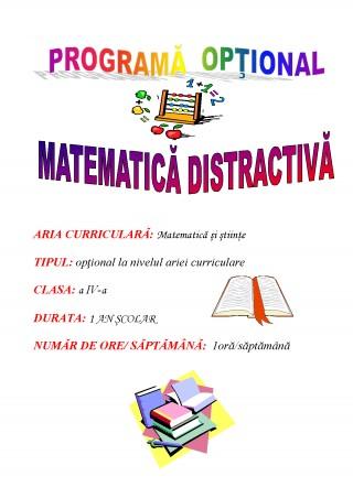 Învățând matematica, înveți să gândești!-(2)