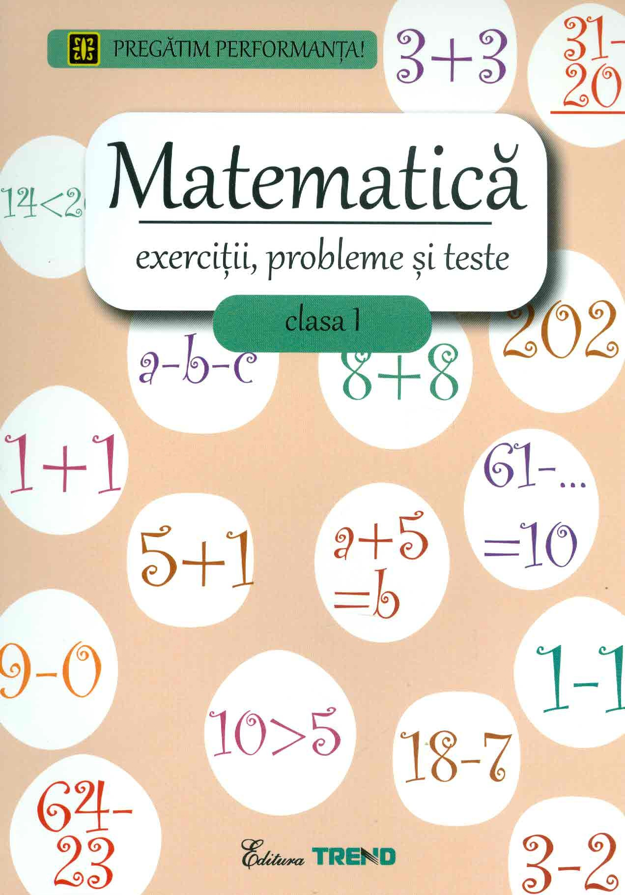 Matematica foarte simplă