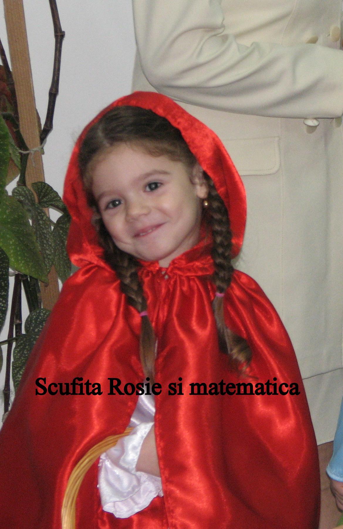 Scufiţa Roşie şi matematica (2)