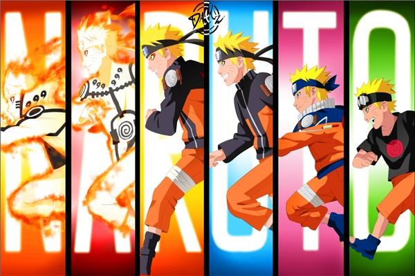 Naruto Shippuden Test