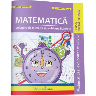 Matematica Distractiva – Clasa Pregatitoare