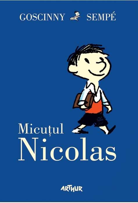 Micutul Nicolas – aventuri la scoala