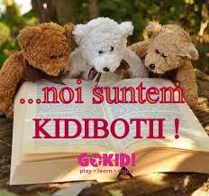 Împarte (8)….prietenie cu Kidibot !