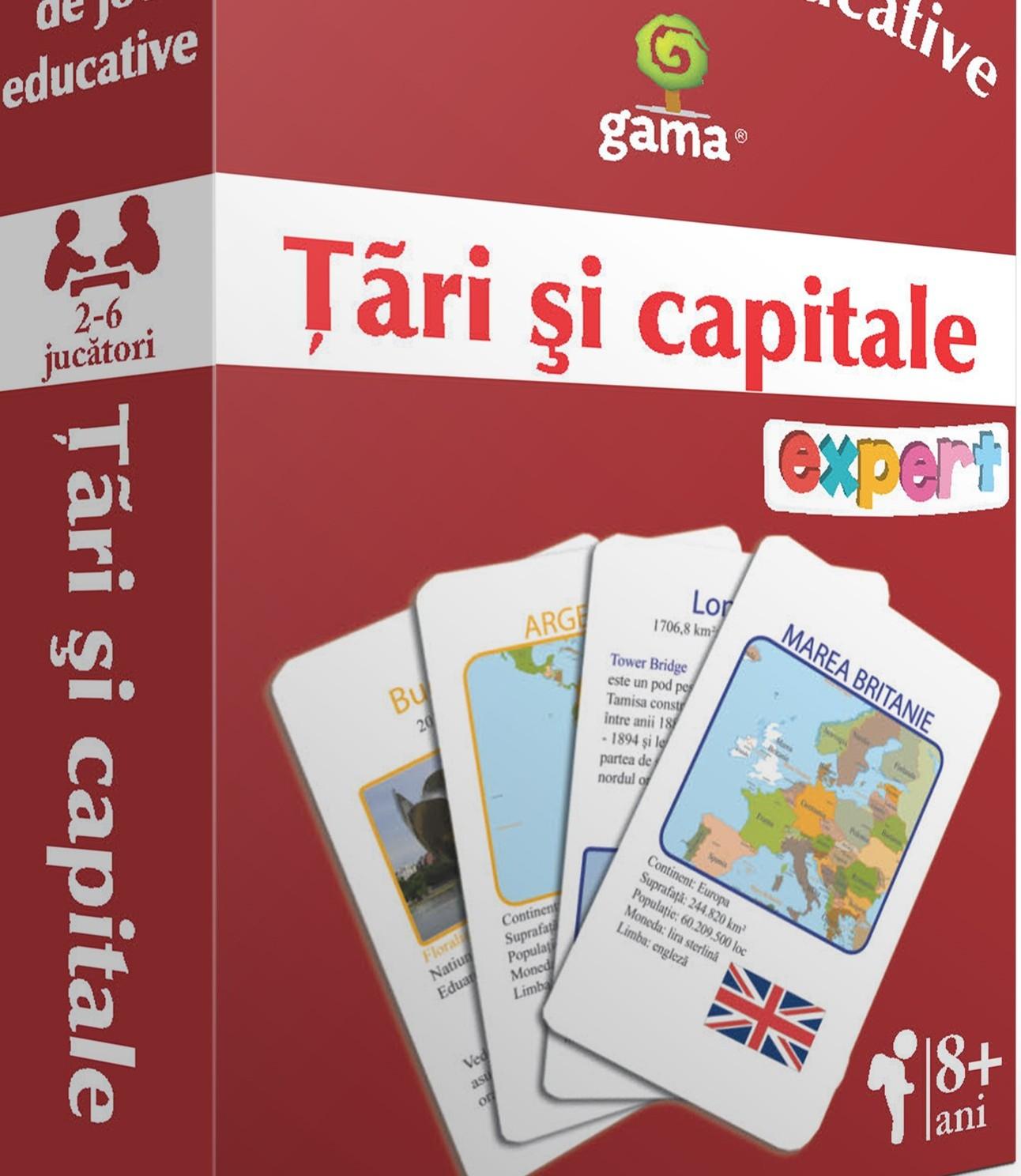 Capitale şi ţări (1)