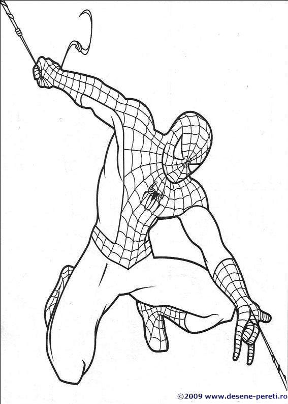 Scaderi cu Spider-Man