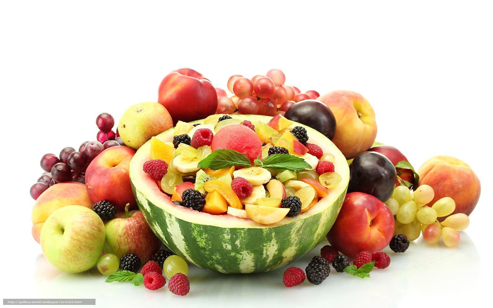 Fructe în engleză