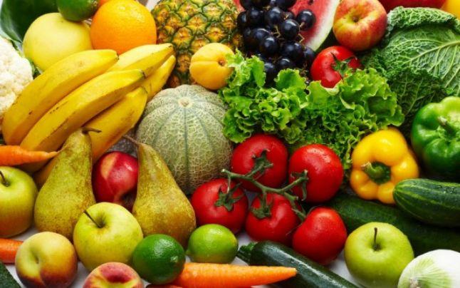 Fructe și legume în engleză