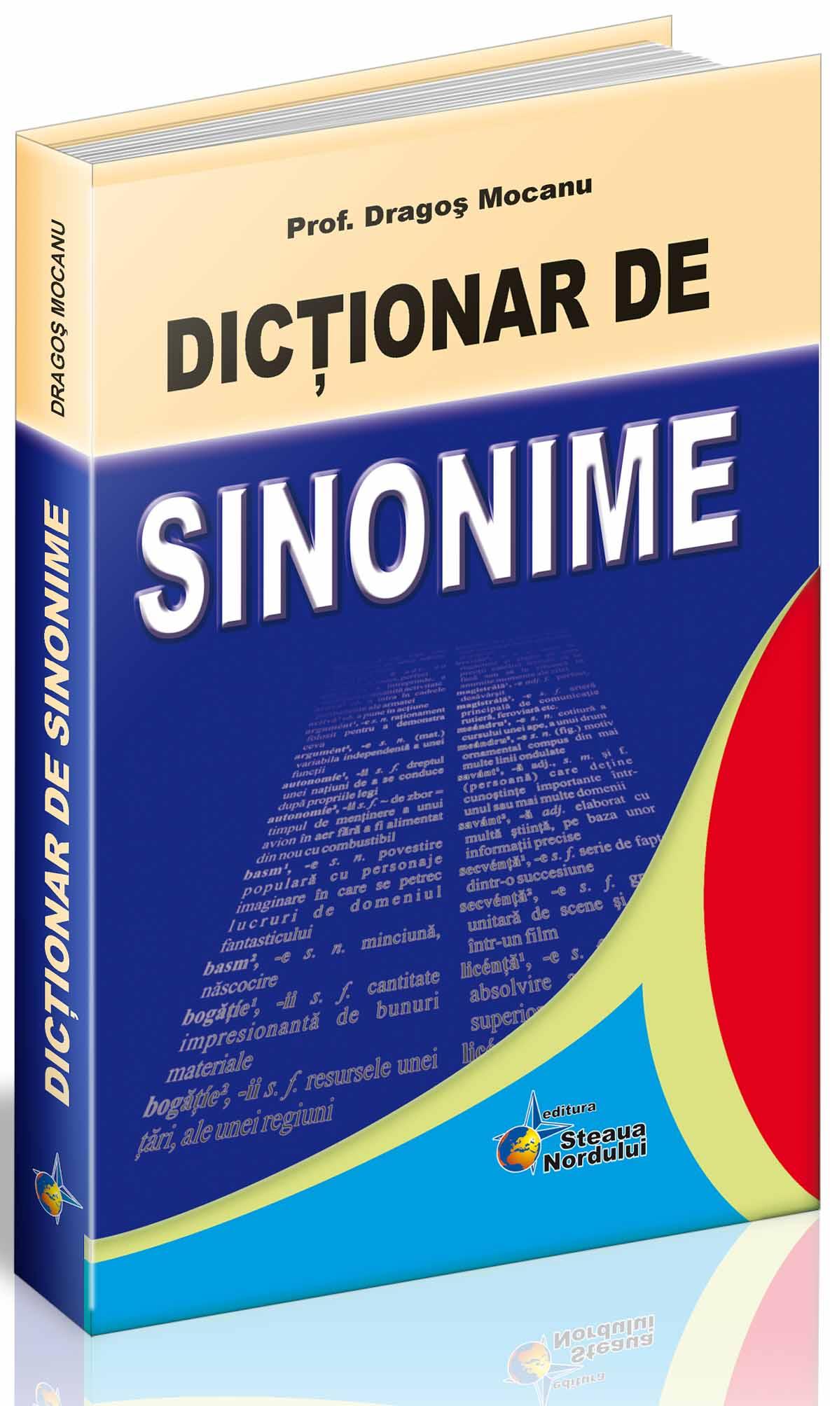 Test de gramatică-sinonime
