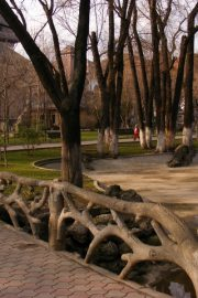 Tur pietonal interactiv în București – Zona Grădina Icoanei