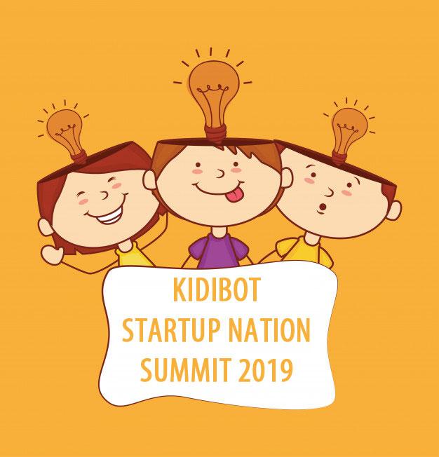 KIDIBOT STARTUP ROMANIA SUMMIT BUCURESTI 2019