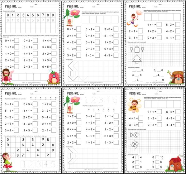 Tu știi să calculezi adunări simple?