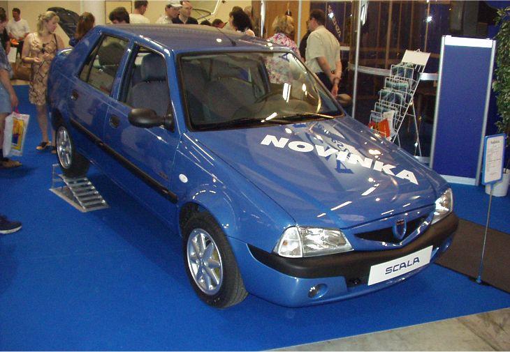 Istoria automobilelor Dacia